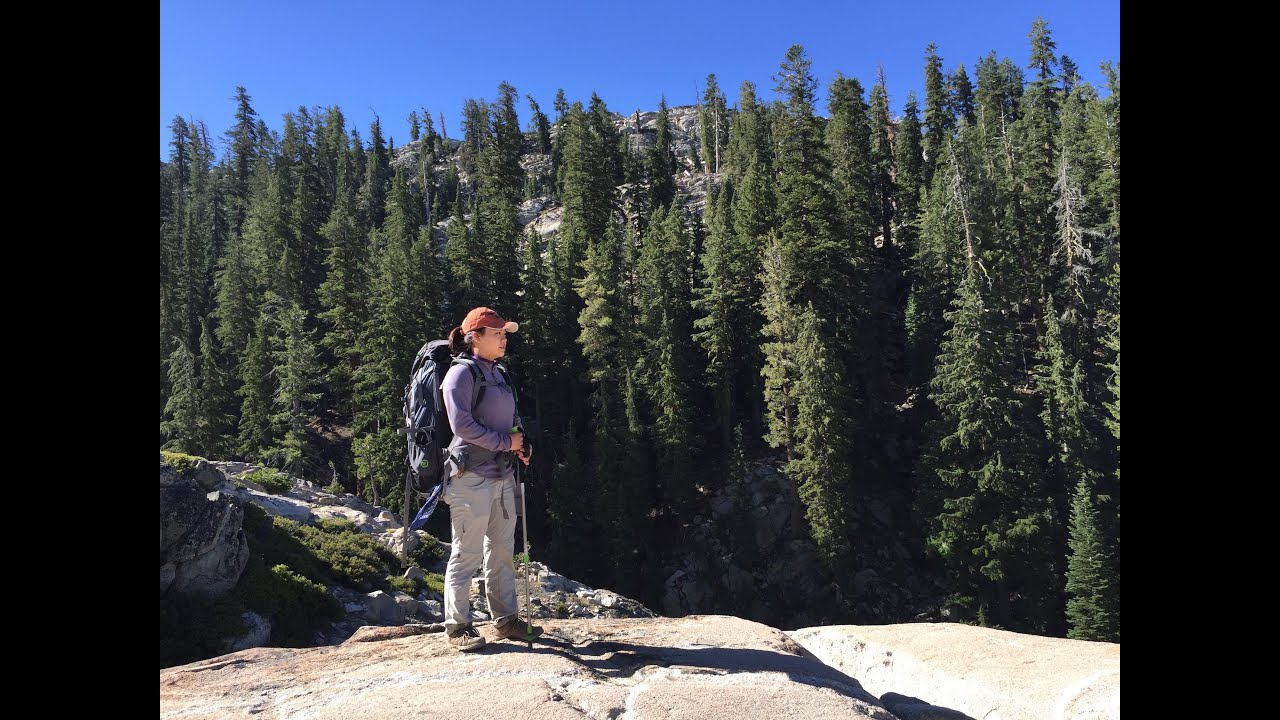 Stanislaus National Forest, Emigrant Wilderness Backpacking 2016