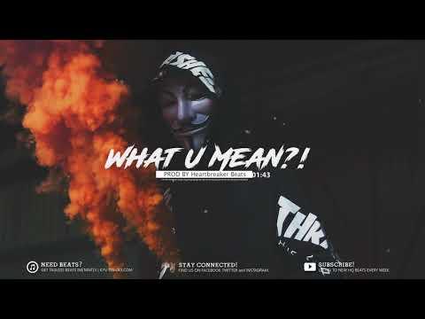 Aggressive Rap Instrumental Beat | Hard Trap Beat 2017 (prod. Heartbreaker Beats)
