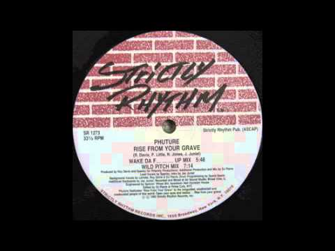 Phuture (Rise From Your Grave Wake Da  F Up Mix)1992