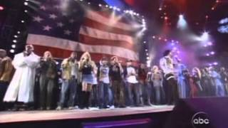 Michael Jackson mariah carey, beyonce and others what more can i give (live)