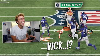 Mike Vick is the BEST Wide Receiver...!