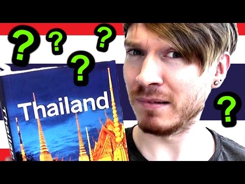 FUNNY Learning Speaking Thai (Restaurant Scene)