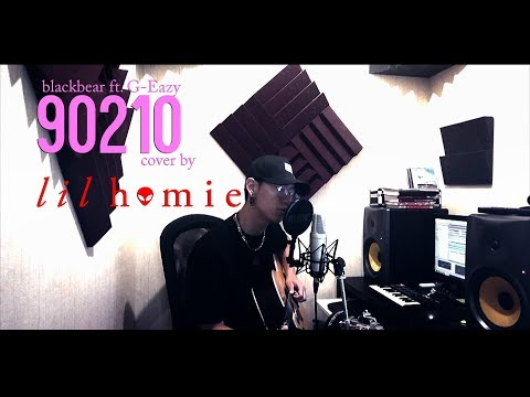 Blackbear - 90210 ft. G-Eazy (Cover by THEONLYLILHOMIE)