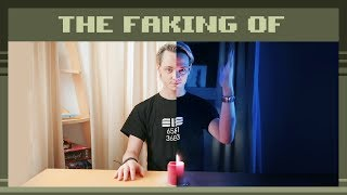 """The Faking Of: """"Turn off the Lights"""""""