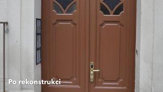 Restaurování a renovace vstupních dřevěných dveří - jak renovovat a repasovat dveře