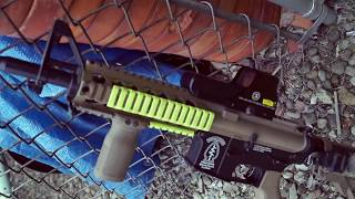 How to Personalize Your Airsoft M4!!