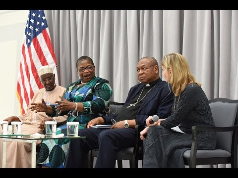 Peace in Nigeria: How to Build It, and America's Role