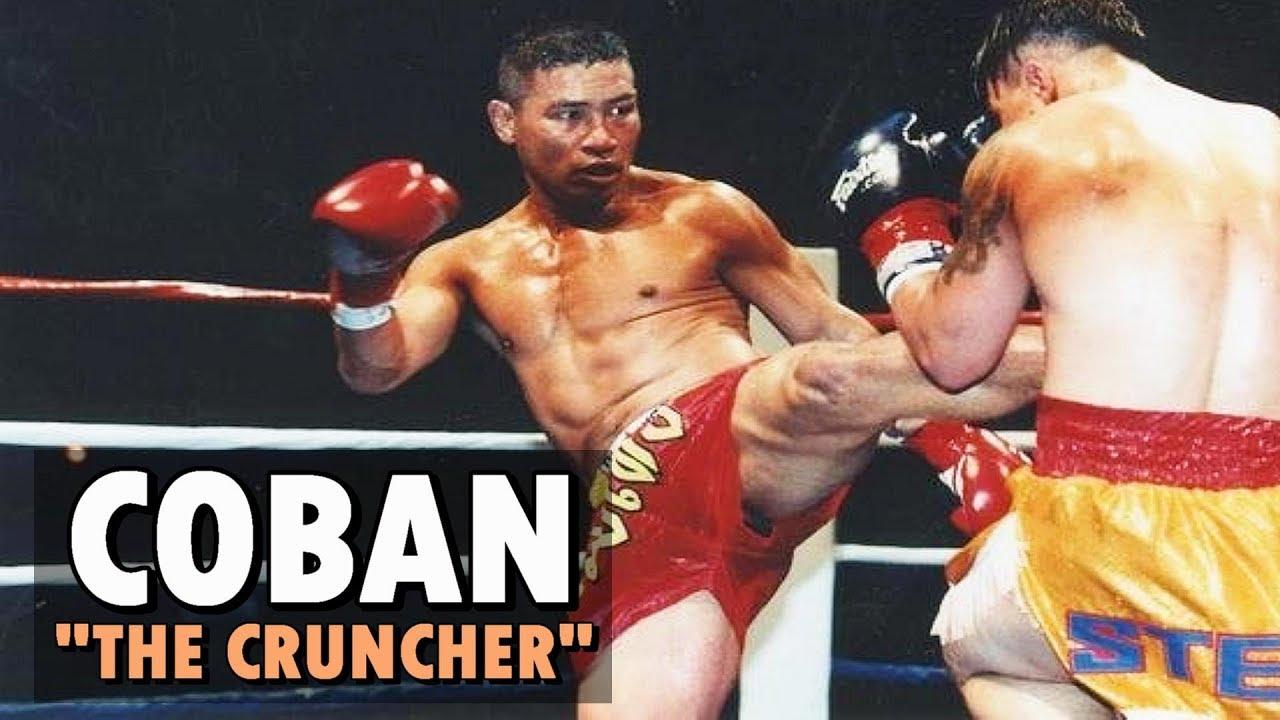 "Coban ""The Cruncher"" Lookchaomaesaitong Highlight   Muay Thai"