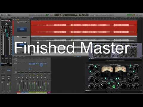Mix and Master Comparison