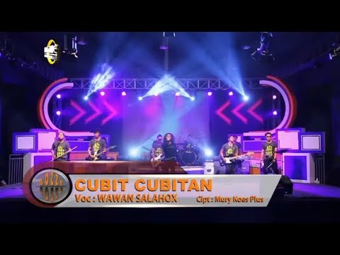 WAWAN SALAHOK - CUBIT CUBITAN [ OFFICIAL MUSIC VIDEO ]