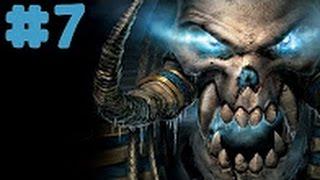 Warcraft 3 Reign Of Chaos прохождение на русском - Часть 7: Кампания Нежити