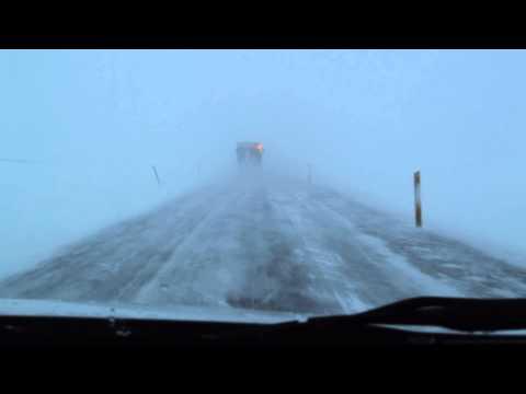 ICELAND Lord Condition 2015.01.28 , Hofn-Egilsstadir