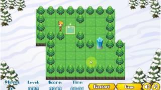 Game Crystal Sokoban