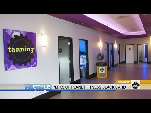 Planet Fitness: Black Card Membership