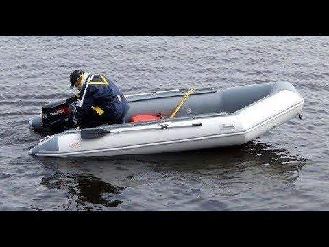 Обзор ПВХ лодки BADGER CLASSIC LINE CL300PW