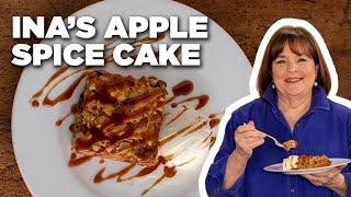 Ina Garten&#39s Fresh Apple Spice Cake  Barefoot Contessa  Food Network