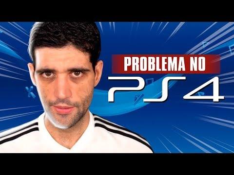 Problema GRAVE no Playstation 4, nova roupa do Homem Aranha no FILME e Fallout 76 fora da Steam