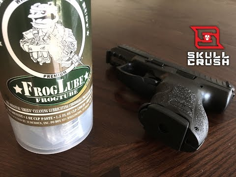 How to Clean the HK VP9SK