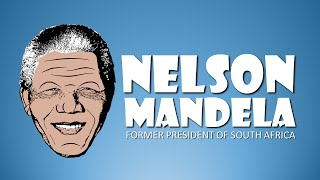 Nelson Mandela Facts! After 27 years in prison Nelson Mandela becomes President of South Africa