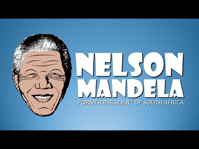 Nelson Mandela for Kids! After 27 years in prison Nelson Mandela becomes President of South Africa