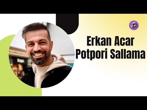 Erkan Acar - Potpori Sallama 2017 [Pazarcik & Elbistan] [Çınar Müzik®]