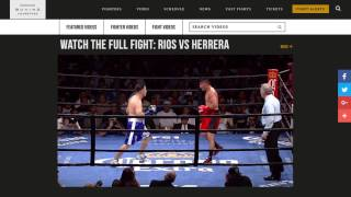 Rios vs Herrera Full Fight Preview: June 11, 2017 - PBC on FS1