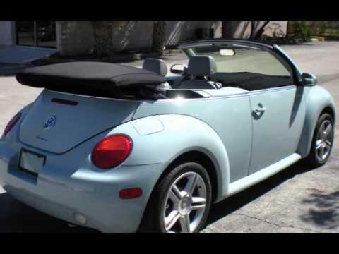 2005 Volkswagen Beetle Gls 1 8t For Sale In Delray Beach