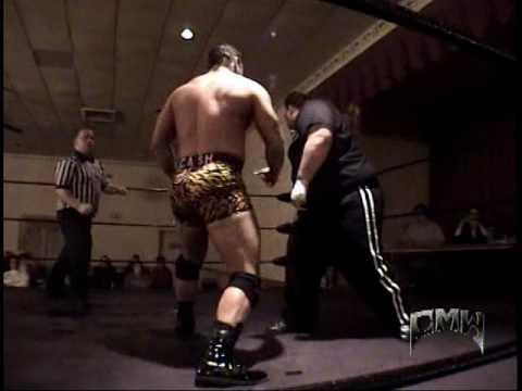 Gino Martino vs. Beau Douglas & Jimmy Cash