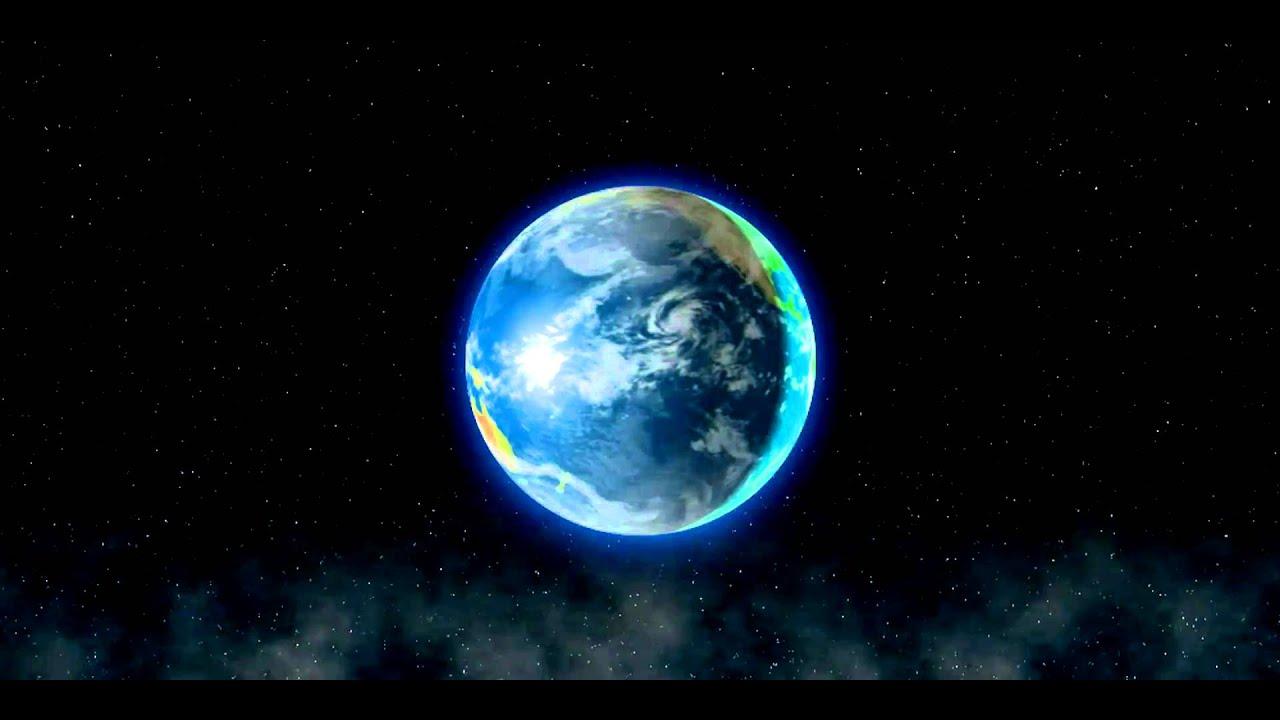Planeta terra em 3d e em hd youtube - Imagens em hd de animes ...
