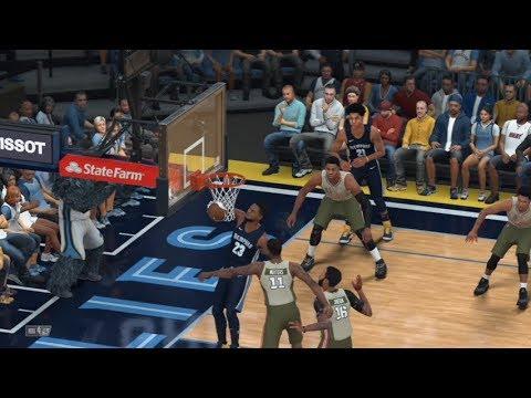 Heat vs Grizzlies 12.11.17 #NBA2K18 #PS4 #2KALLDAY