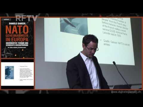 Die NATO - Dr. Daniele Ganser