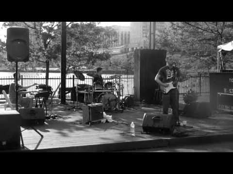Sean Benjamin & Lucky City - Capricorn at TWC Amphitheater