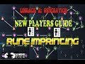 Lineage 2 Revolution - New Players Guide - Rune Imprinting Specific To Your Class