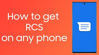 This Trick Enables RCS in Google Messages for ANY Carrier and Phone!