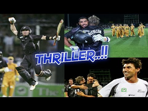 Thumbnail: New Zealand were 41/4 chasing 347 and BREATHTAKING IMPOSSIBLE Run Chase | THRILLING 1 WICKET WIN!!