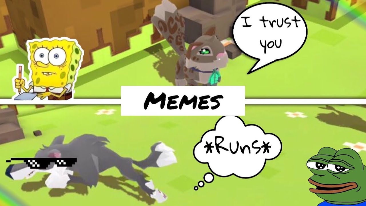 Memes That Will Ruin Your Ajpw Joy Animal Jam Play Wild Youtube