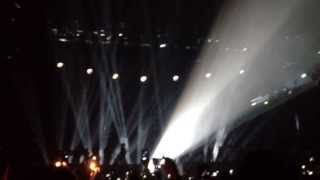Beyonce Knowles I Will Always Love You / Halo  24.04.13 Paris Bercy
