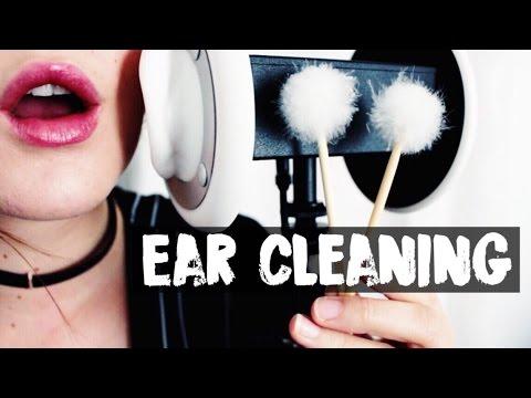 ASMR 39 ???????? Ear Cleaning - Nettoyage des Oreilles - Japanese ear soft pick - Intense Trigger
