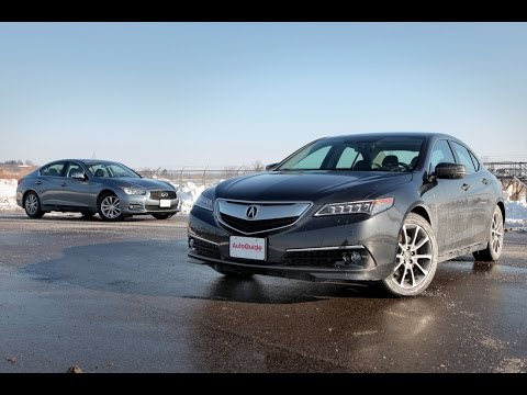 2016 nissan maxima vs acura tlx mashup review the 4 door sports car is funnycat tv. Black Bedroom Furniture Sets. Home Design Ideas