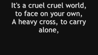 HEAVY CROSS - THE GOSSIP (WITH LYRICS)