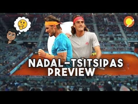 rafael-nadal-vs-stefanos-tsitsipas-|-preview-madrid-2019