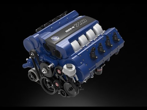 Fords new motor 7.0 code named 7x confirmed | Doovi