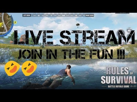Rules Of Survival // W Subs