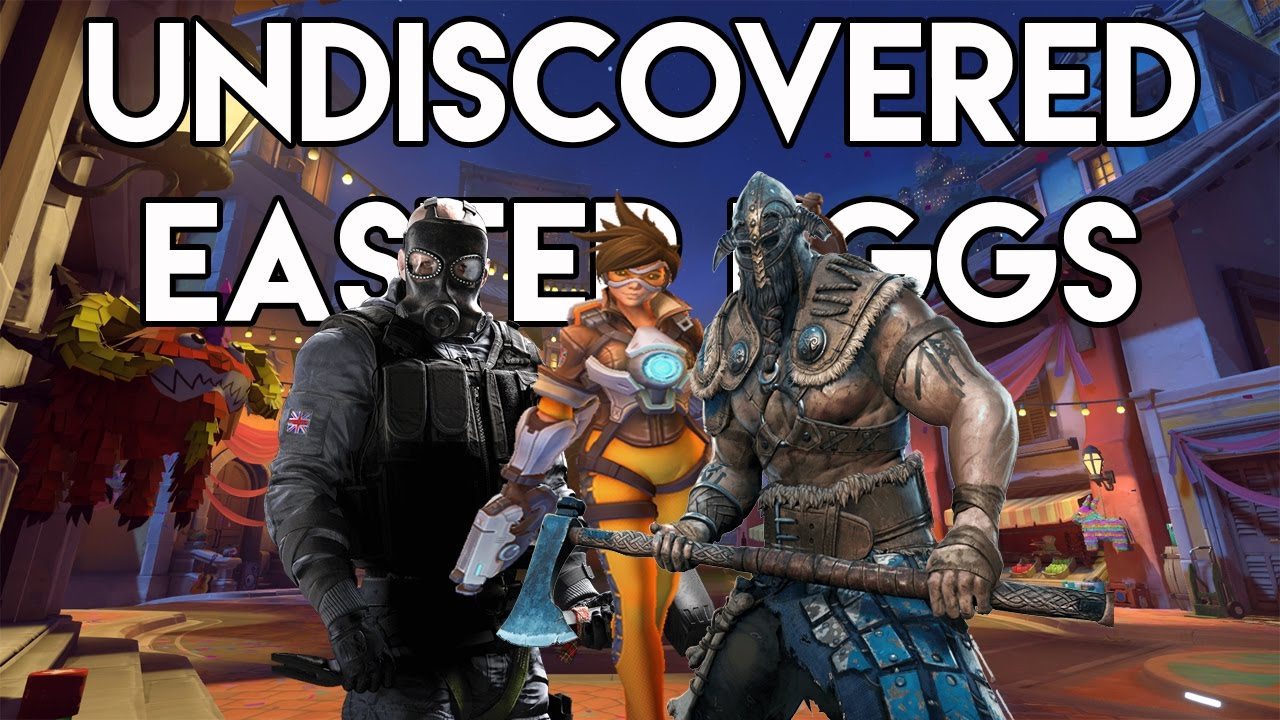 5 Of The Best Undiscovered Easter Eggs In Video Games - Part 2 ...
