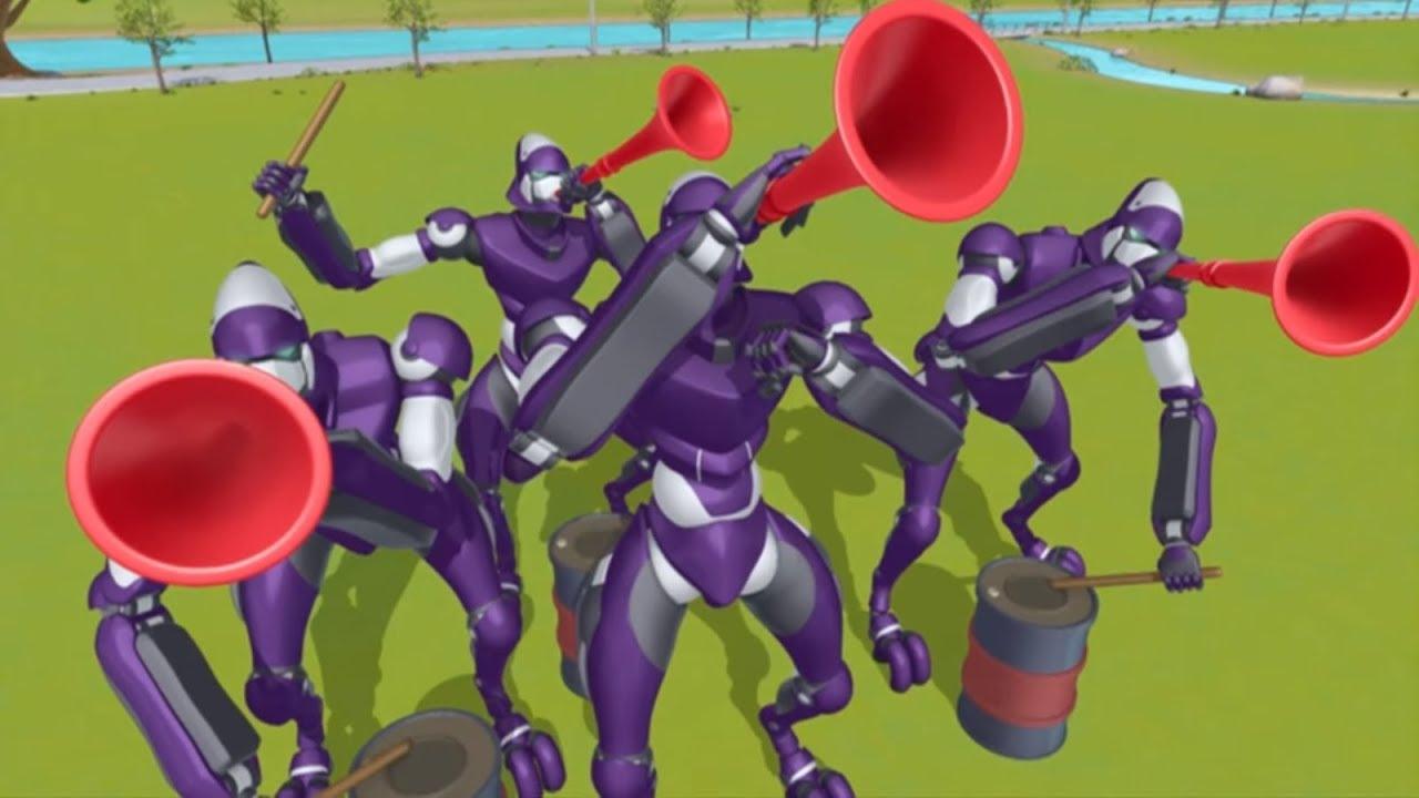 Тоботы 4 сезон - Новые серии - 14 Серия   Мультики про роботов трансформеров