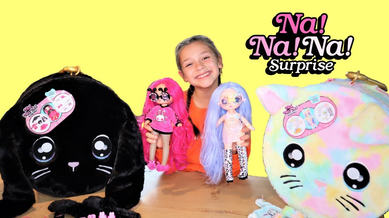 Unboxing ULTIMATE SURPRISE ! Na! Na! Na! Surprise