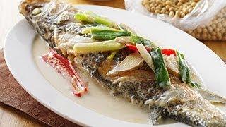 (楊桃美食網) 豆漿燒魚