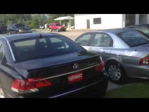 2006 BMW 750 LI Review  YouTube