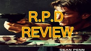 R.P.D The Gunman (2015) Review (The Most Boring Movie of 2015 )