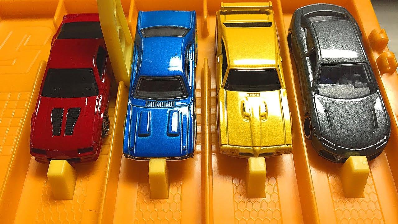 Hot Wheels Lamborghini Estoque   FASTEST CAR Challenge!!   YouTube